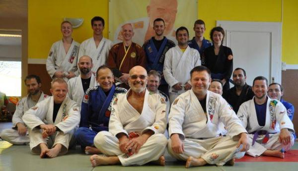 20 hours intensive Brazilian Jiu Jitsu Bamberg Germany