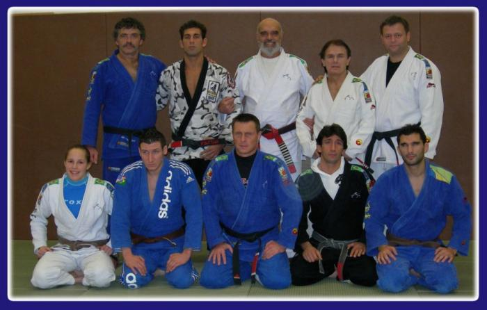 Black Belt Brazilian Jiu Jitsu
