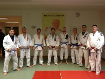Blue Belt ex.